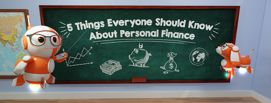 Logix - Header- 5 Things Everyone Should Know About Personal Finance2