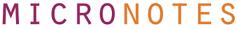 MicroNotes Logo