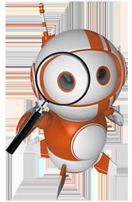 Detective Robot Robix