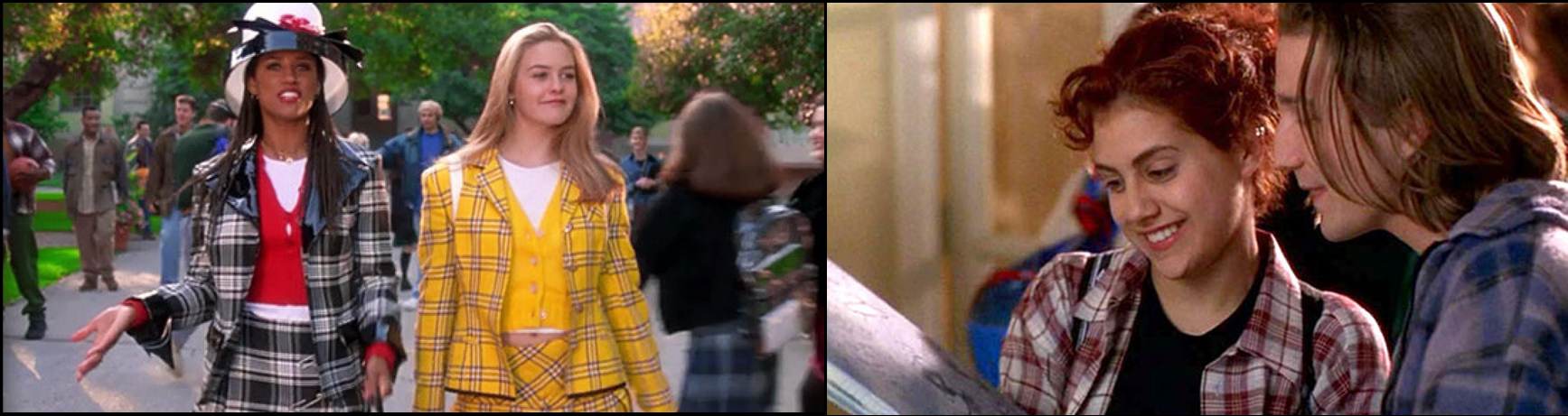 Clueless and the high school class system